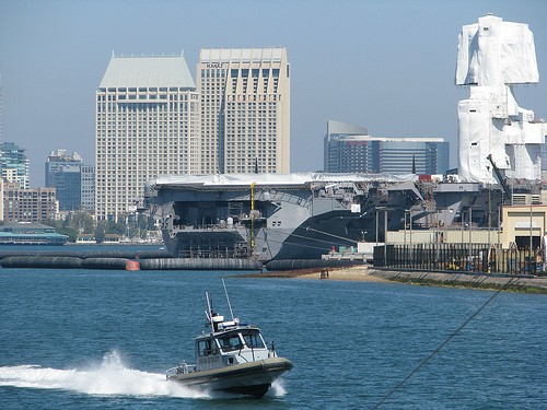 San Diego Sailor found dead on Navy Patrol Boat - Foxwood ...