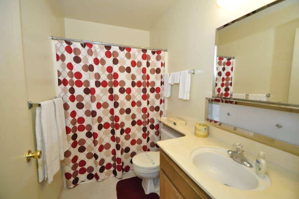 Bathroom - FoxWood Apartment Photos